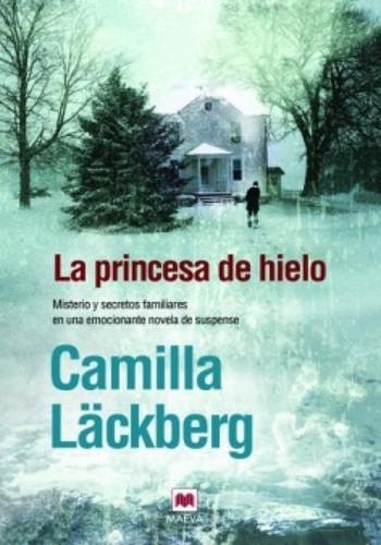 Libro de segunda mano: La princesa de hielo