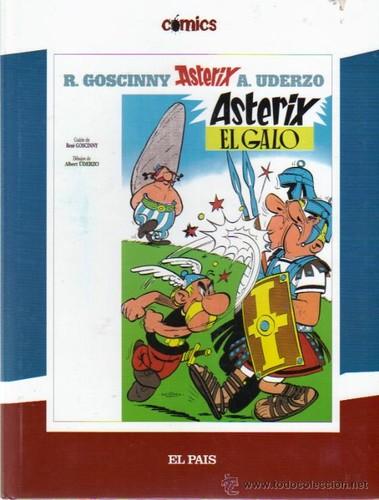 Libro de segunda mano: Asterix el galo