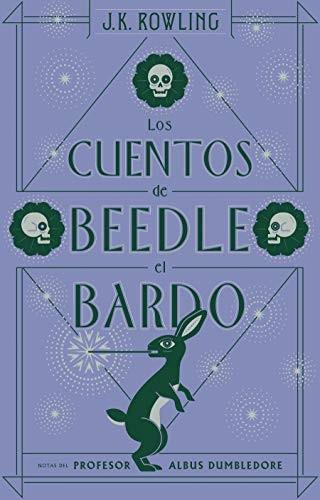 Libro de segunda mano: Los cuentos de Beedle el bardo / The Tales of Beedle the Bard