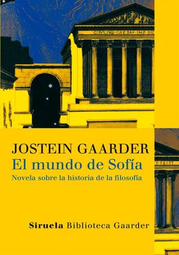 Libro de segunda mano: El mundo de Sofía