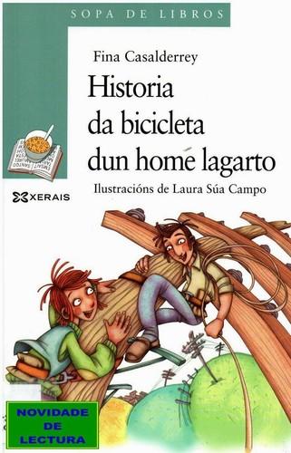 Libro de segunda mano: Historia da bicicleta dun home lagarto