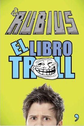 Libro de segunda mano: El libro troll