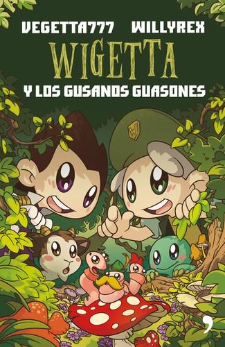 Libro de segunda mano: Wigetta y los gusanos guasones