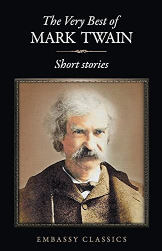 The very of mark twain short stories