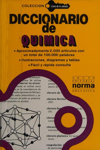 Libro de segunda mano: Diccionario De Quimica