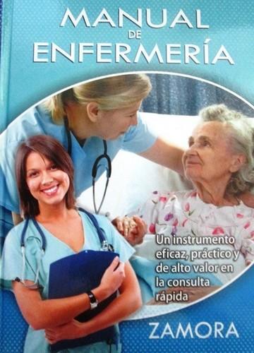 Libro de segunda mano: Manual de enfermeria Zamora