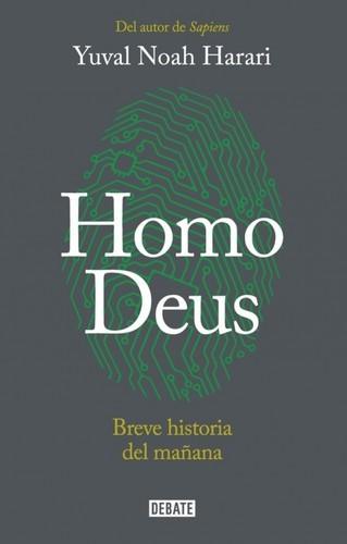 Libro de segunda mano: Homo Deus