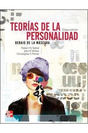 Libro de segunda mano: Teorias de la personalidad : debajo de la mascara - 8. ed.