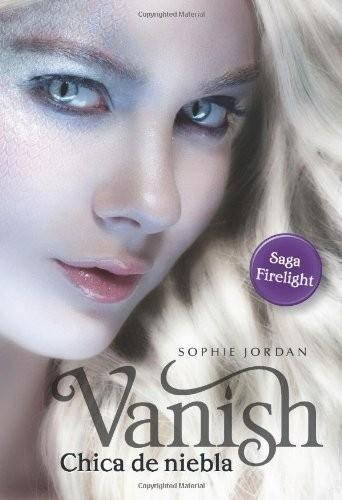 Libro de segunda mano: Vanish - Chica de niebla