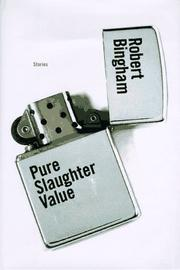 Cover of: Pure slaughter value