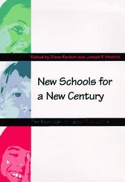 Cover of: New schools for a new century