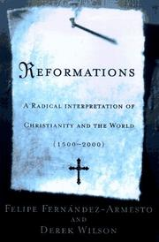 Cover of: Reformations