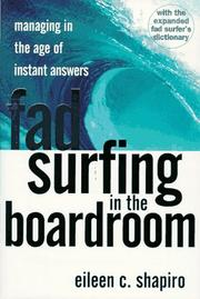 Cover of: Fad surfing in the boardroom