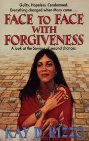 Cover of: Face to face with forgiveness