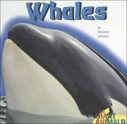 Cover of: Whales