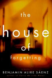 Cover of: The house of forgetting