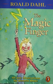 Cover of: The magic finger
