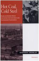 Cover of: Hot coal, cold steel