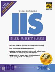Cover of: IIS Interactive Training Course