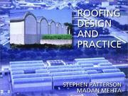 Cover of: Roofing Design and Practice