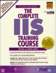 Cover of: Complete IIS Training Course, The