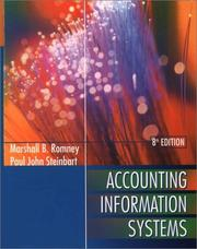 Cover of: Accounting Information Systems and EBiz Guide to Accounting Package (8th Edition)