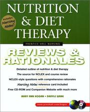 Cover of: Nutrition & Diet Therapy 5 + 1 Package