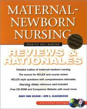 Cover of: Nclex Review for Maternal-newborn, Valuepack
