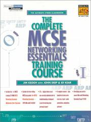 Cover of: Complete MCSE Networking Essentials Training Course