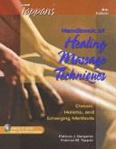 Cover of: Tappan's Handbook Of Healing Massage Techniques