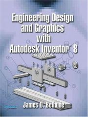 Cover of: Engineering Design and Graphics with AutoDesk Inventor(R) 8