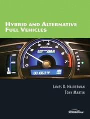 Cover of: Hybrid and alternative fuel vehicles