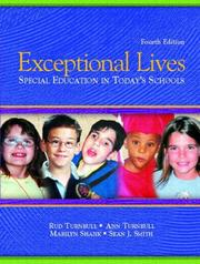 Cover of: Excptnl Lives