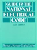 Cover of: Guide to the National Electrical Code 1996 (Serial)