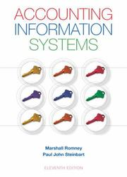 Cover of: Accounting Information Systems (11th Edition)