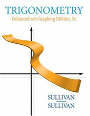 Cover of: Trigonometry Enhanced with Graphing Utilities (5th Edition)