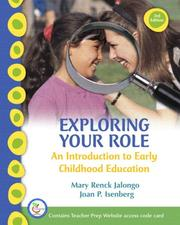 Cover of: Exploring Your Role