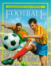 Cover of: Football (One Hundred Questions & Answers)