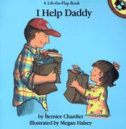Cover of: I Help Daddy (Lift-the-Flap)