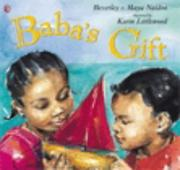 Cover of: Baba's Gift