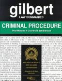 Cover of: Gilbert Law Summaries