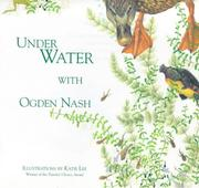 Cover of: Under water with Ogden Nash