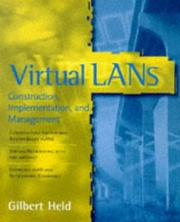 Cover of: Virtual LANs