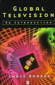 Cover of: Global television