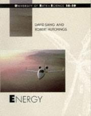 Cover of: Energy (Bath Advanced Science)