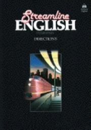 Cover of: Streamline English