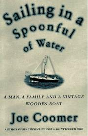 Cover of: Sailing in a spoonful of water