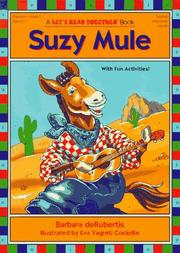 Cover of: Suzy Mule