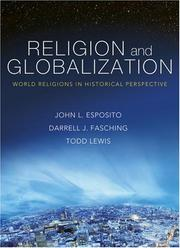 Cover of: Religion and Globalization