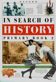 Cover of: In Search of History